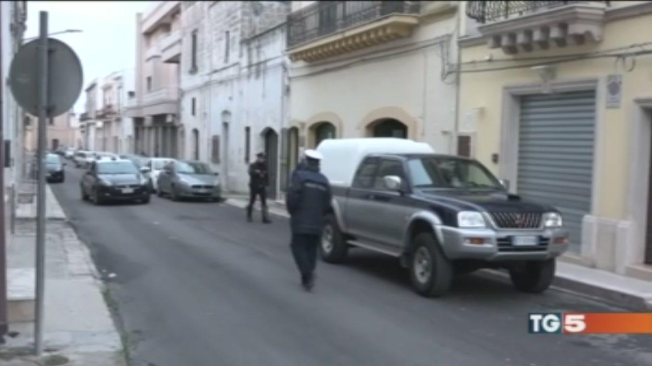 Carabiniere fa strage in famiglia
