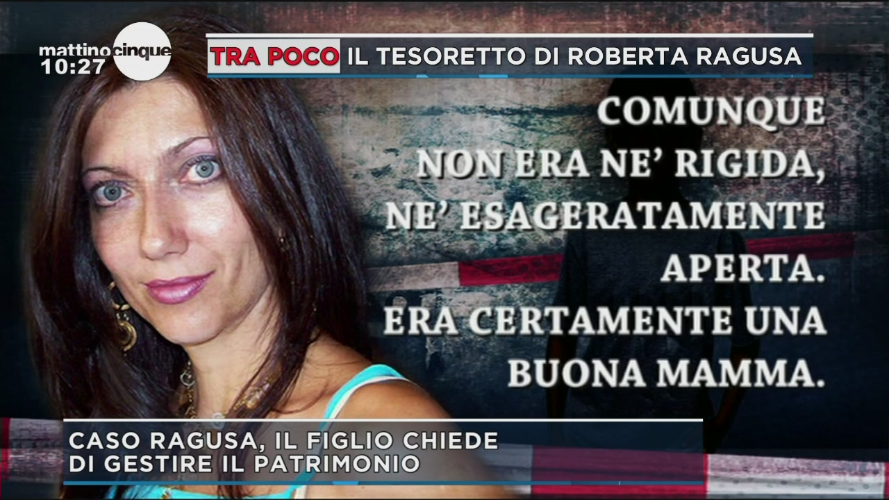 Il tesoretto di Roberta Rgausa