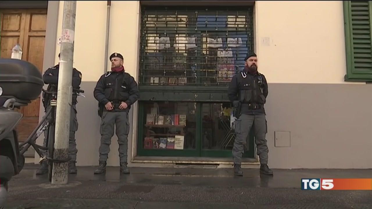 Anarchici nel mirino: 8 arresti per attentati