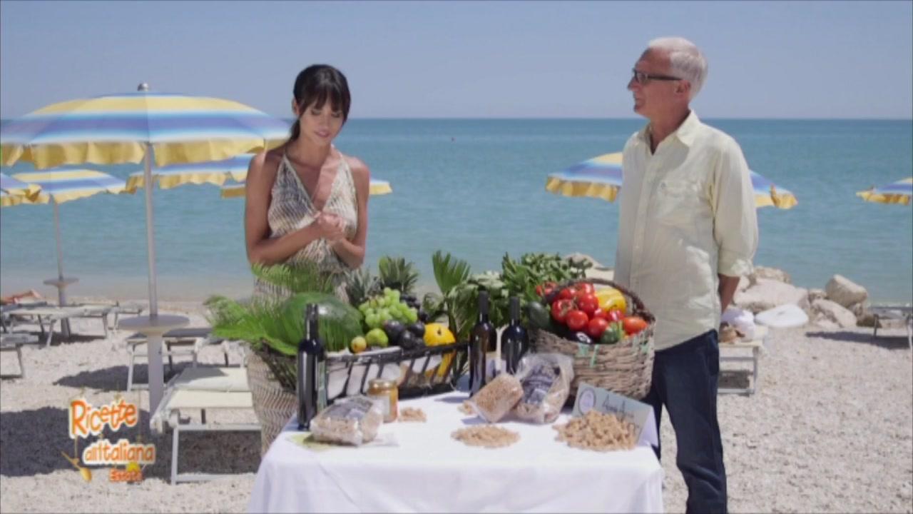 Nella patria della dieta mediterranea