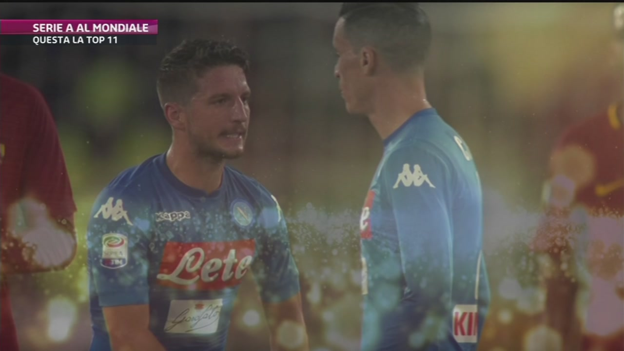 Serie A al Mondiale
