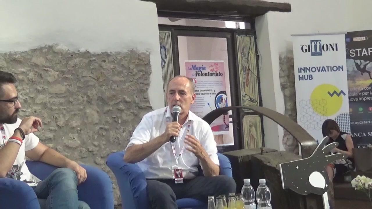 Giffoni: Enrico Pau in masterclass