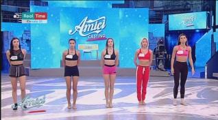 Terzo step: Cosmary – Rosalia – Federica – Alessia – Imma