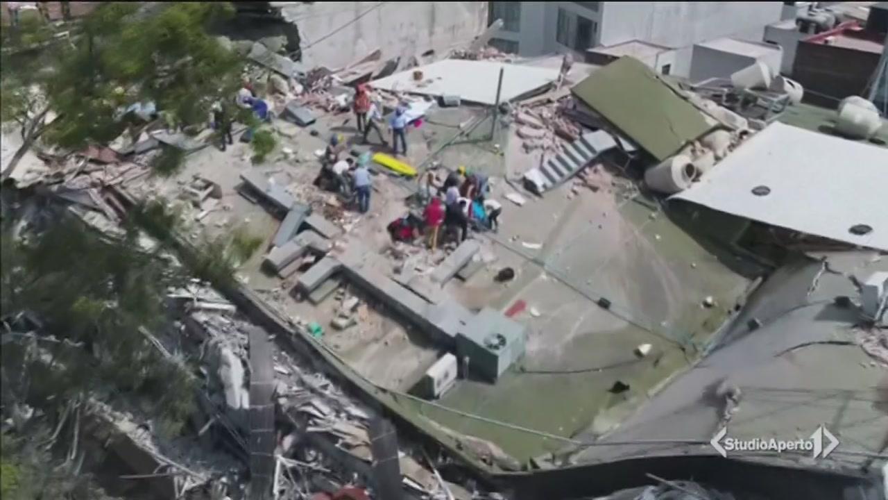 Messico, un'altra scossa