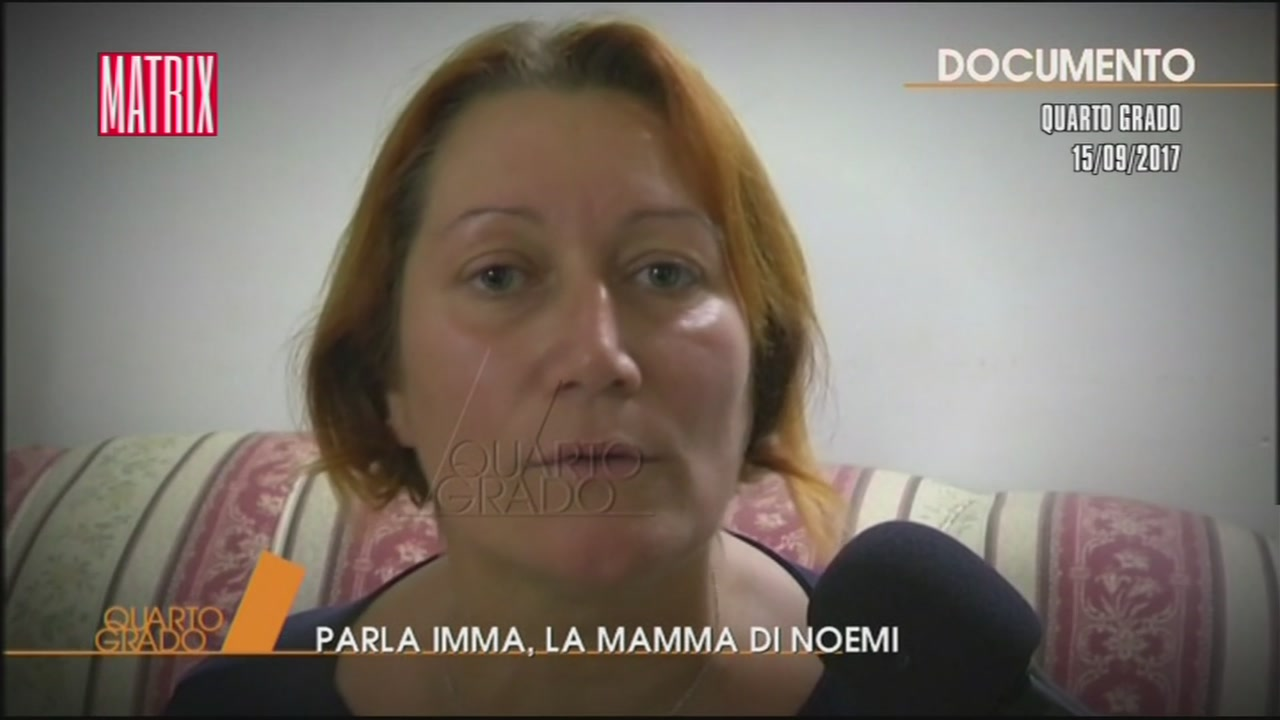 Noemi, l'odio delle famiglie