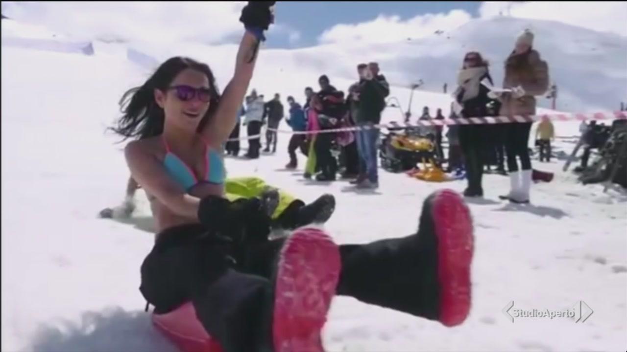 Dance sulla neve