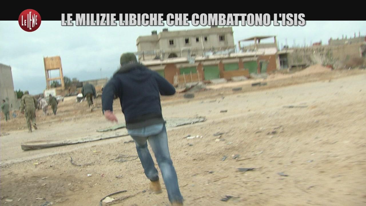 PELAZZA: Le milizie libiche che combattono l'ISIS
