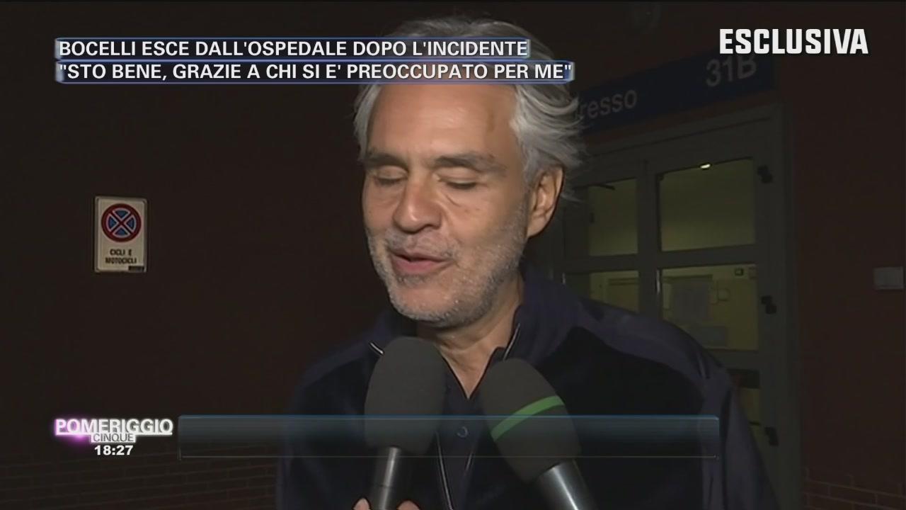 Andrea Bocelli - Intervista esclusiva
