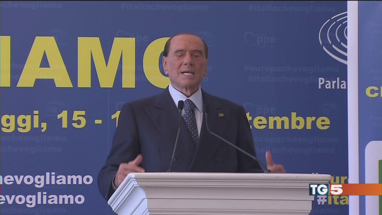 Il PPE tifa Berlusconi