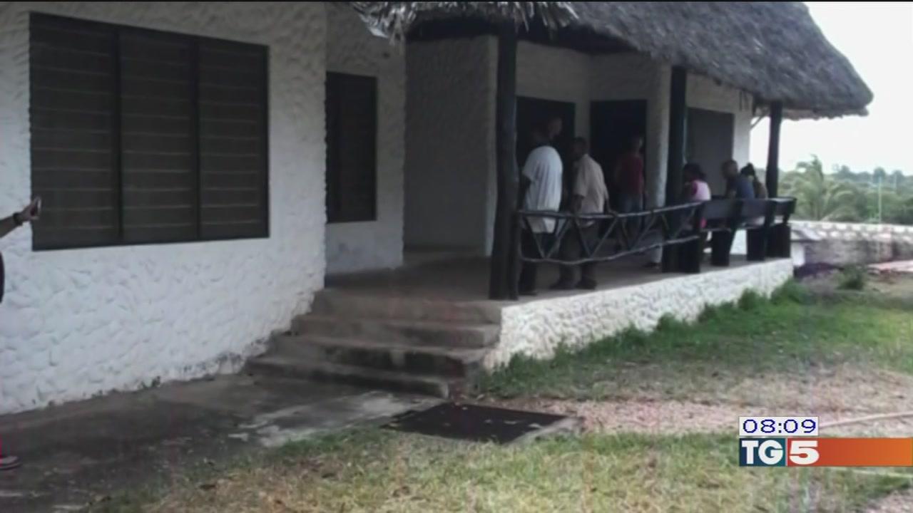 Donna italiana uccisa a Mombasa