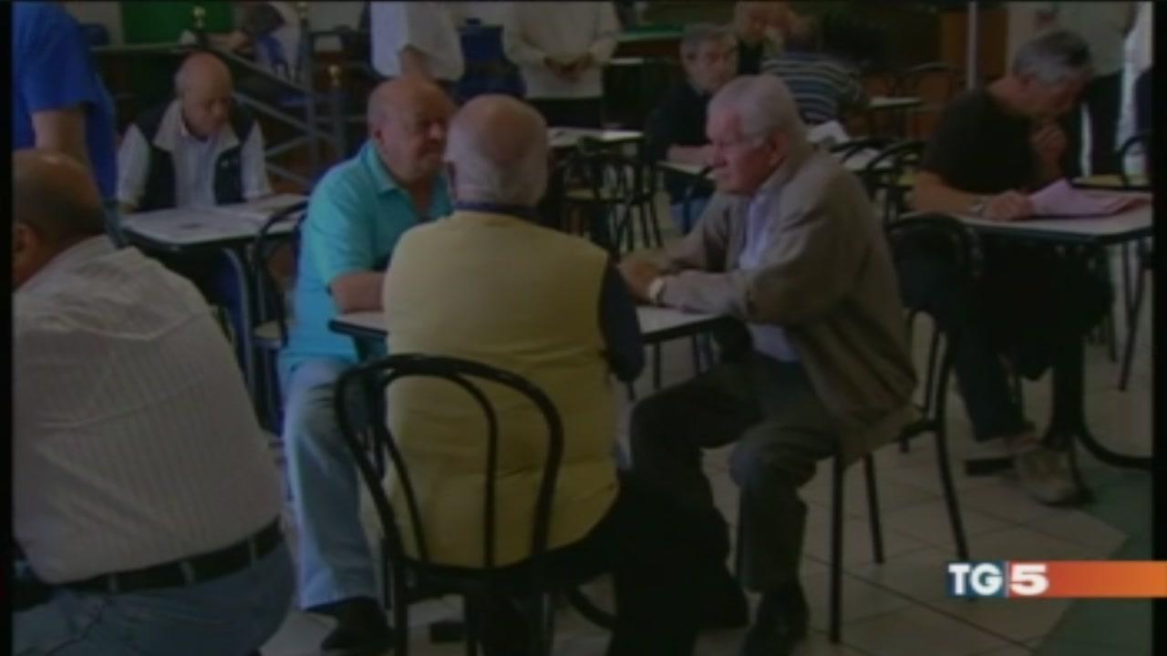 Italiani longevi, ma pensioni più lontane