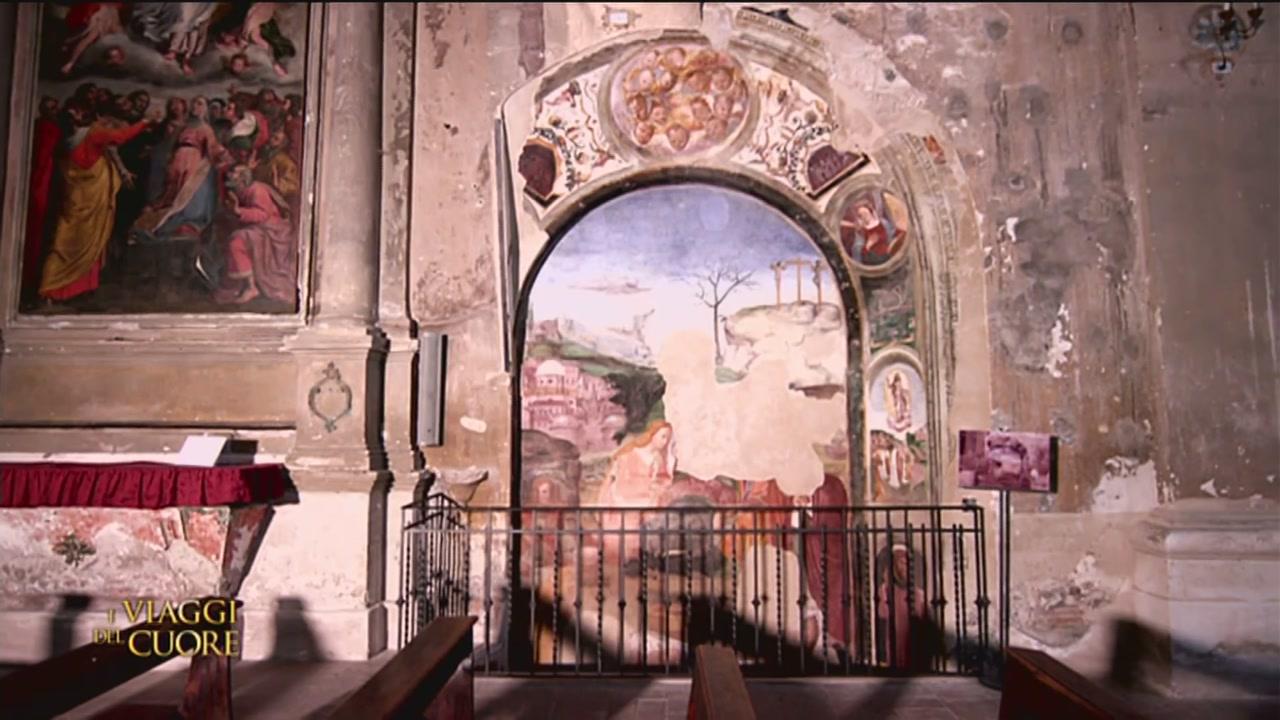La Chiesa di San Francesco a Rieti