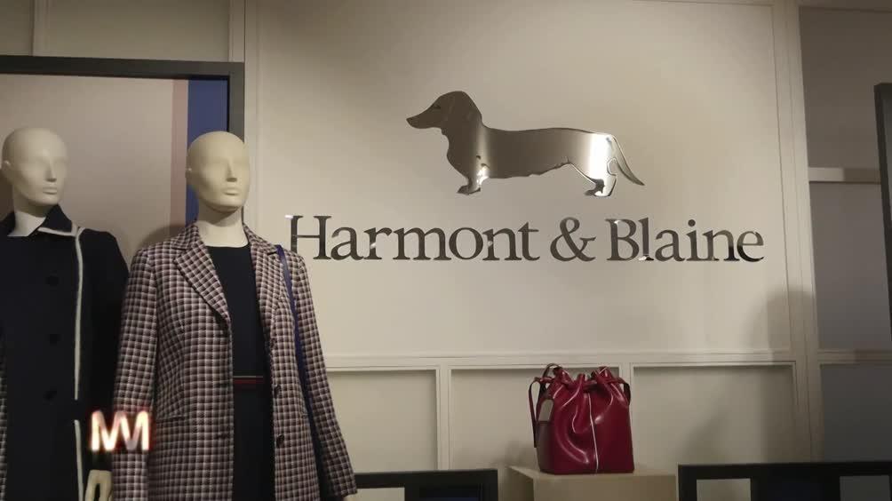 Harmont & Blaine: la donna per l'inverno 2016-17
