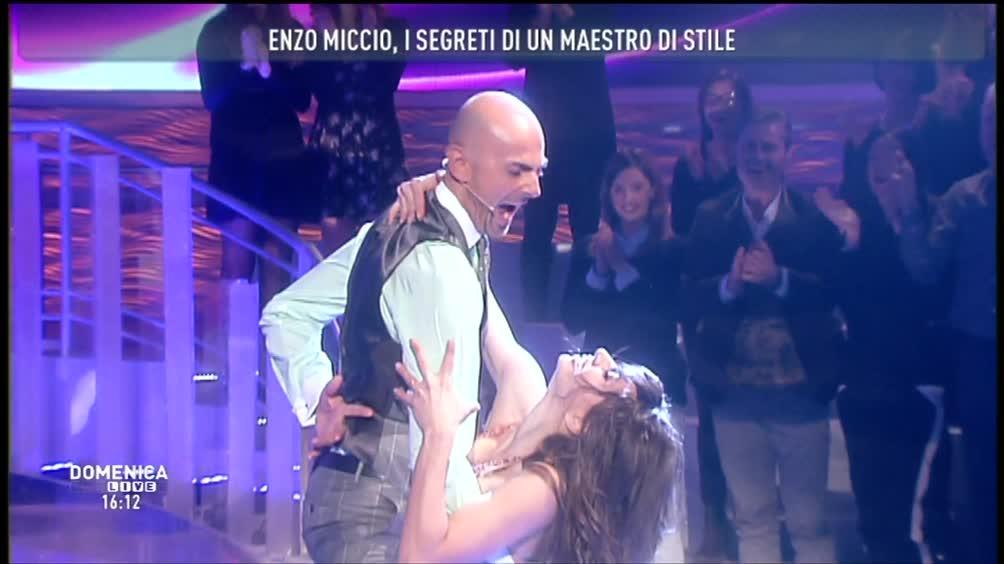 Enzo Miccio: ballerino e gentiluomo