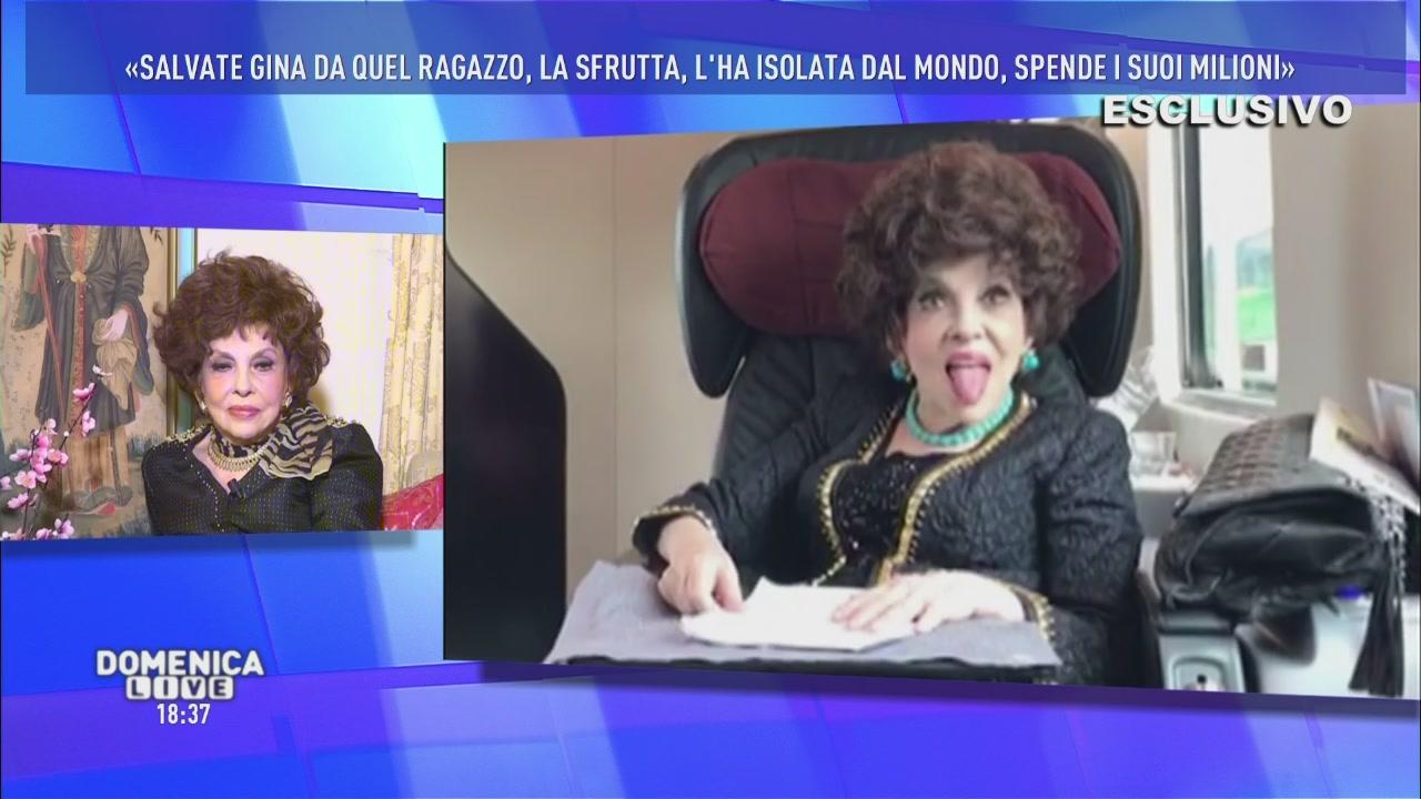 Il carattere di Gina Lollobrigida