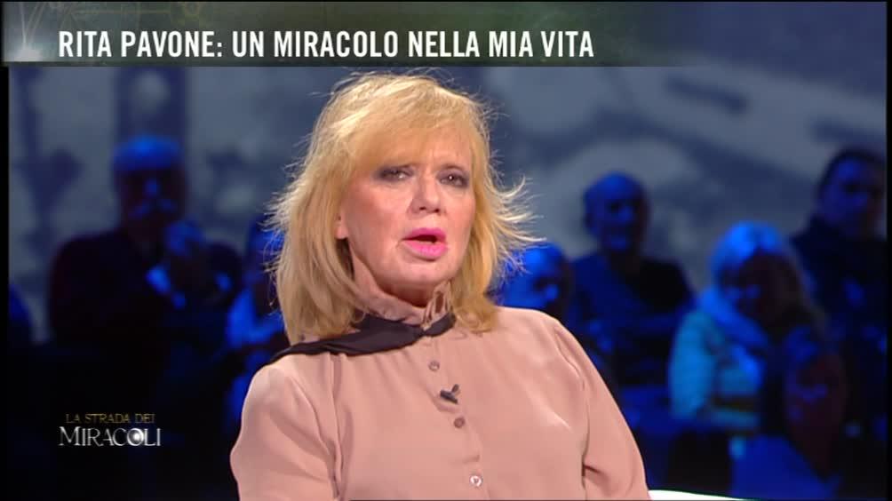 """Rita Pavone: """"Un miracolo nella mia vita"""""""
