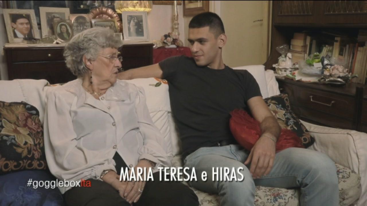 Maria Teresa e Hiras