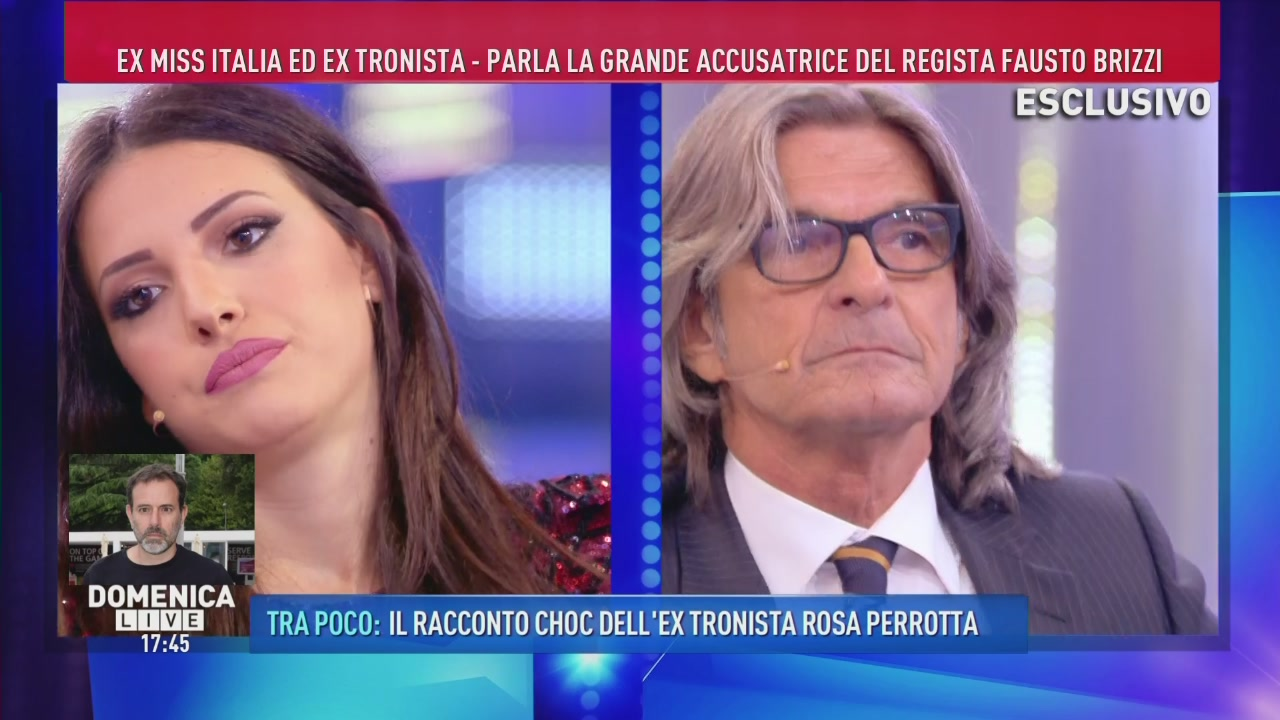 Fausto Brizzi, colpevole od innocente?