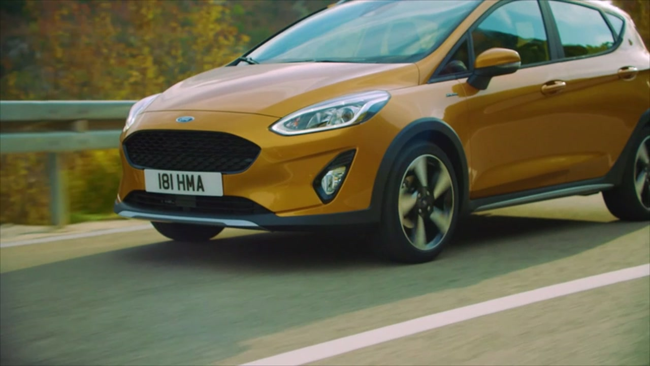 Ford, la nuova Fiesta si fa in cinque