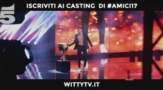Iscriviti ai casting di Amici17