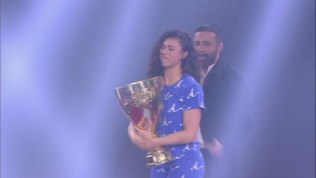 Lauren vince la categoria danza
