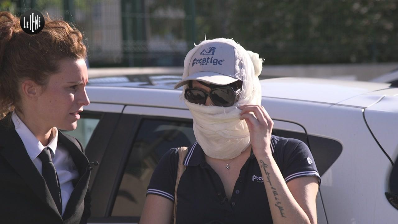 RUGGERI: Gessica Notaro vittima dell'acido