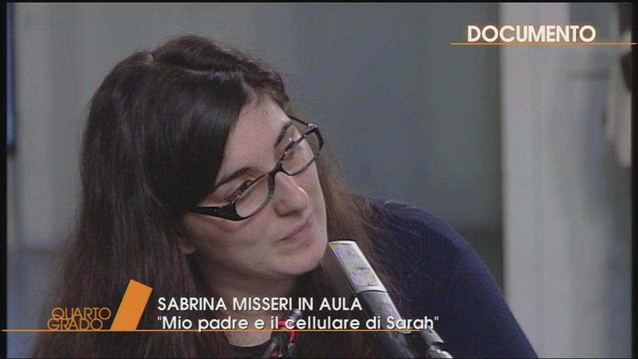 Caso Scazzi: la cugina Sabrina