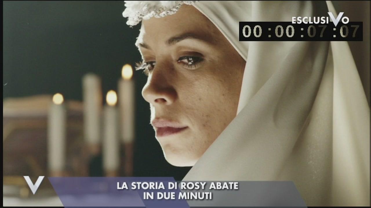 Giulia Michelini alias Rosy Abate