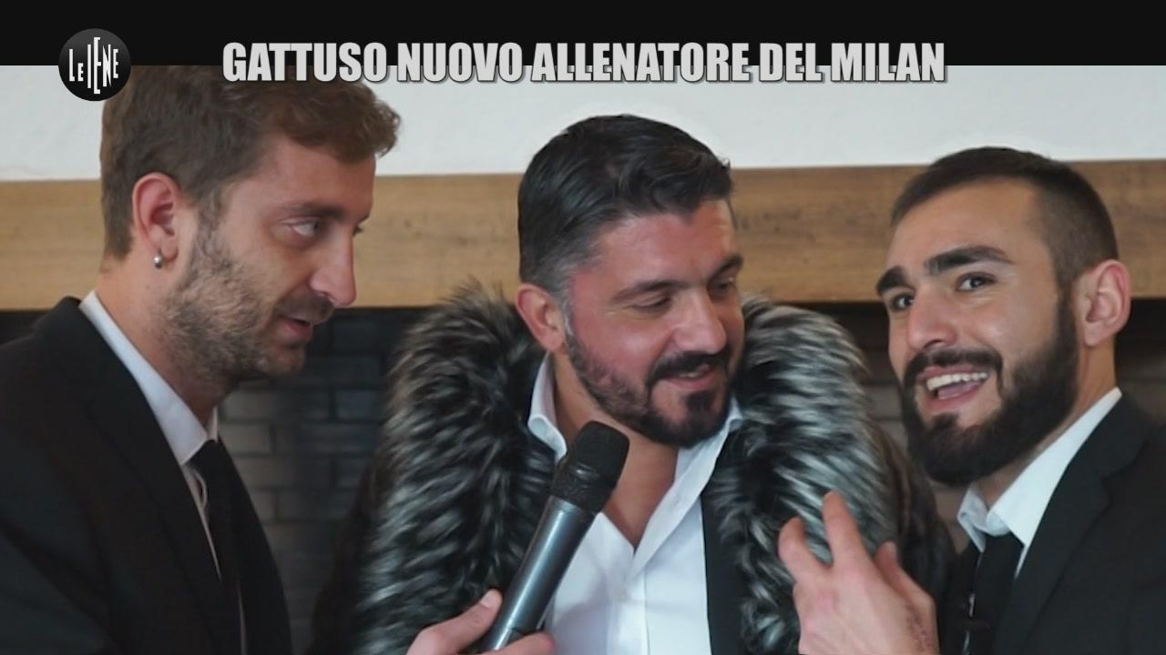 CORTI E ONNIS: Gattuso nuovo allenatore del Milan