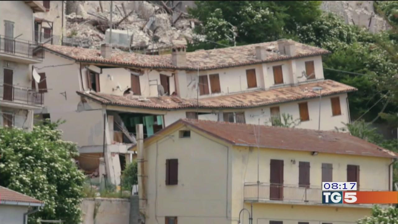 Un anno dopo il terremoto