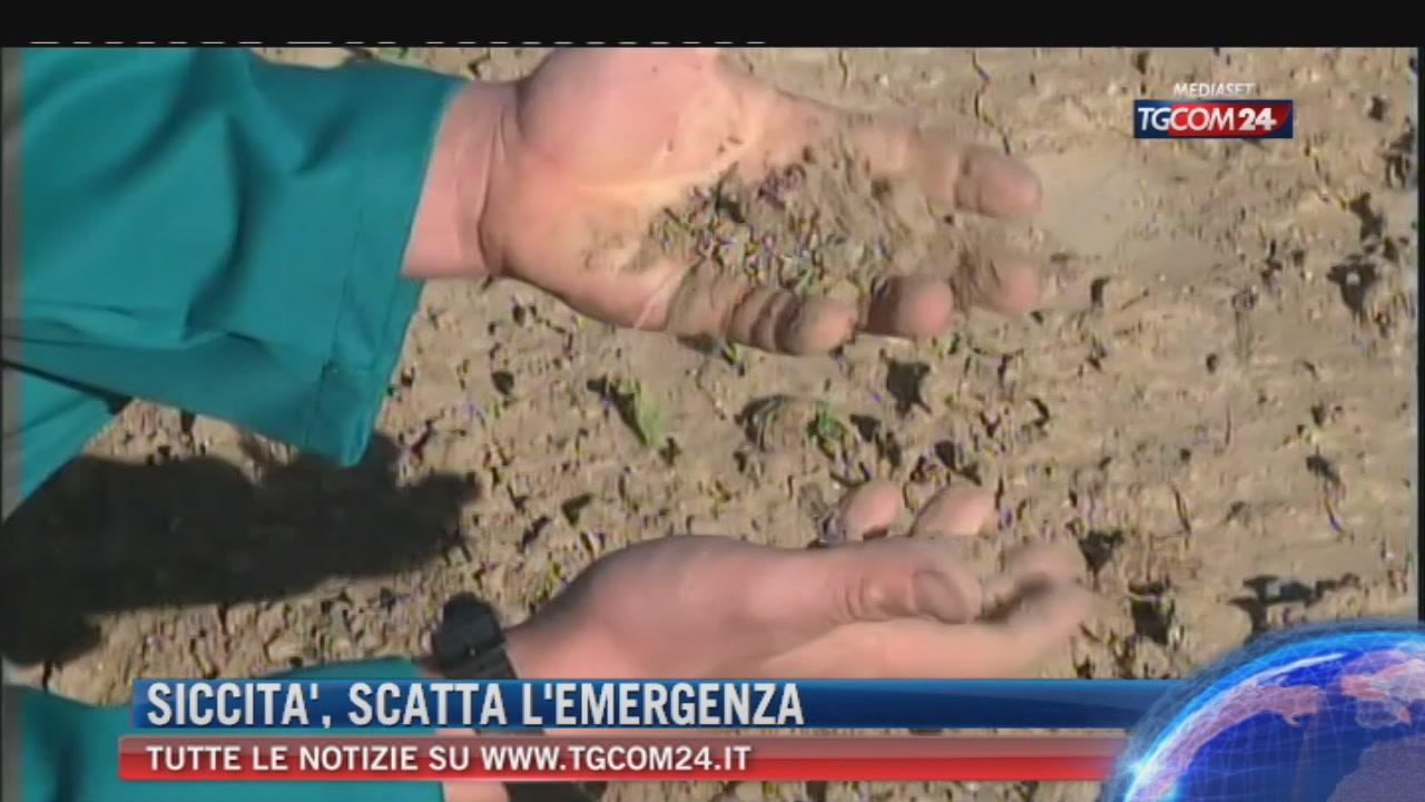 Manca l'acqua, stato di emergenza a Parma e Piacenza