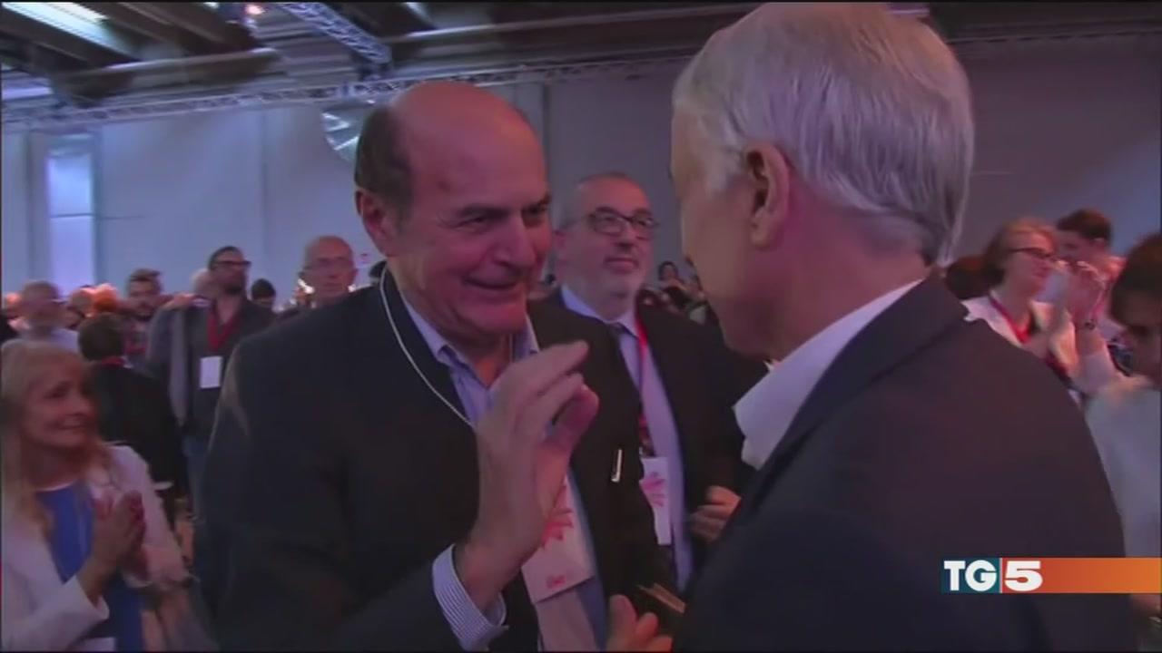 Strappo tra Bersani e Pisapia