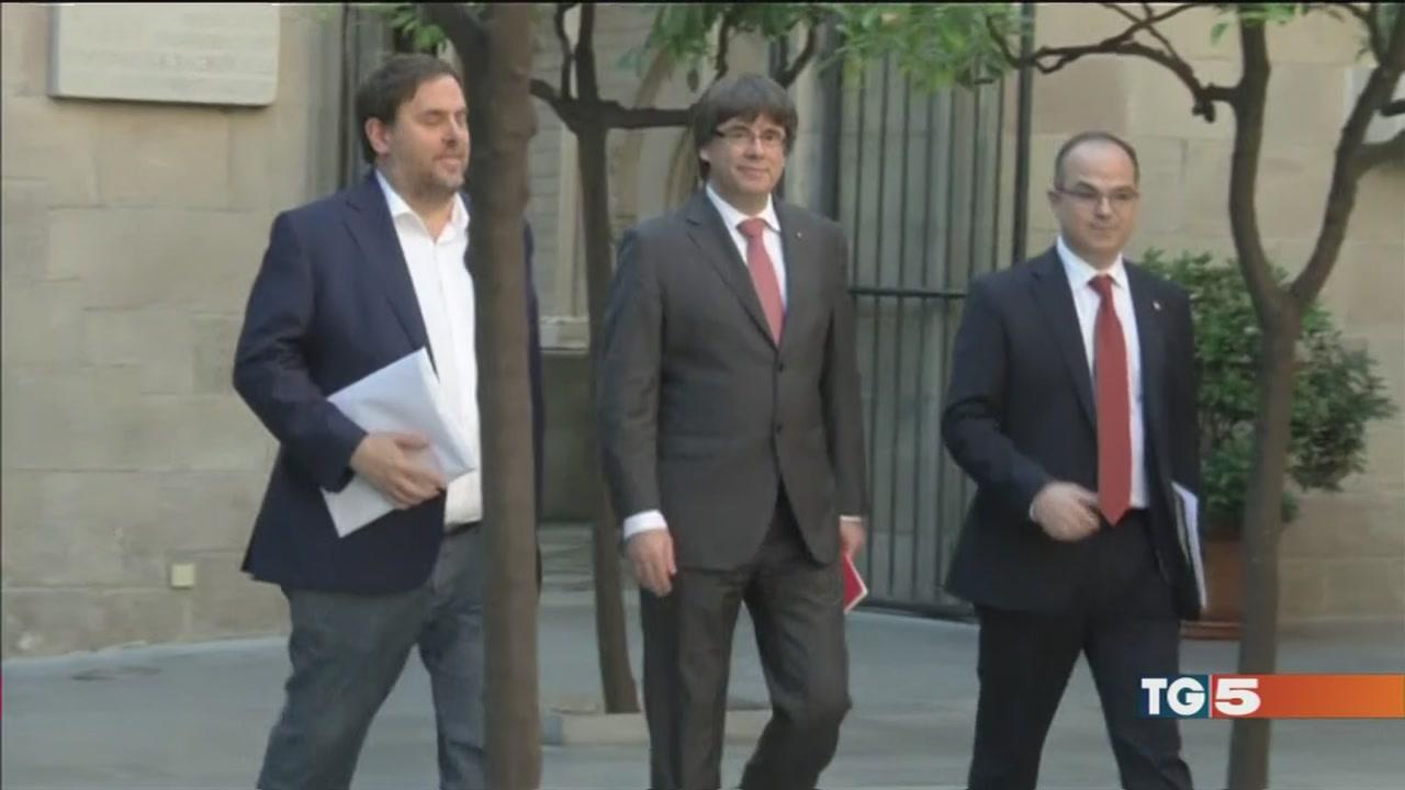 Scontro o mediazione? Il dilemma dei catalani