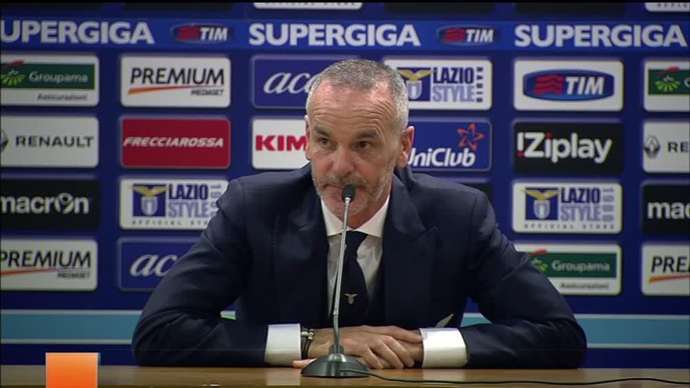 Lazio, Pioli ora rischia