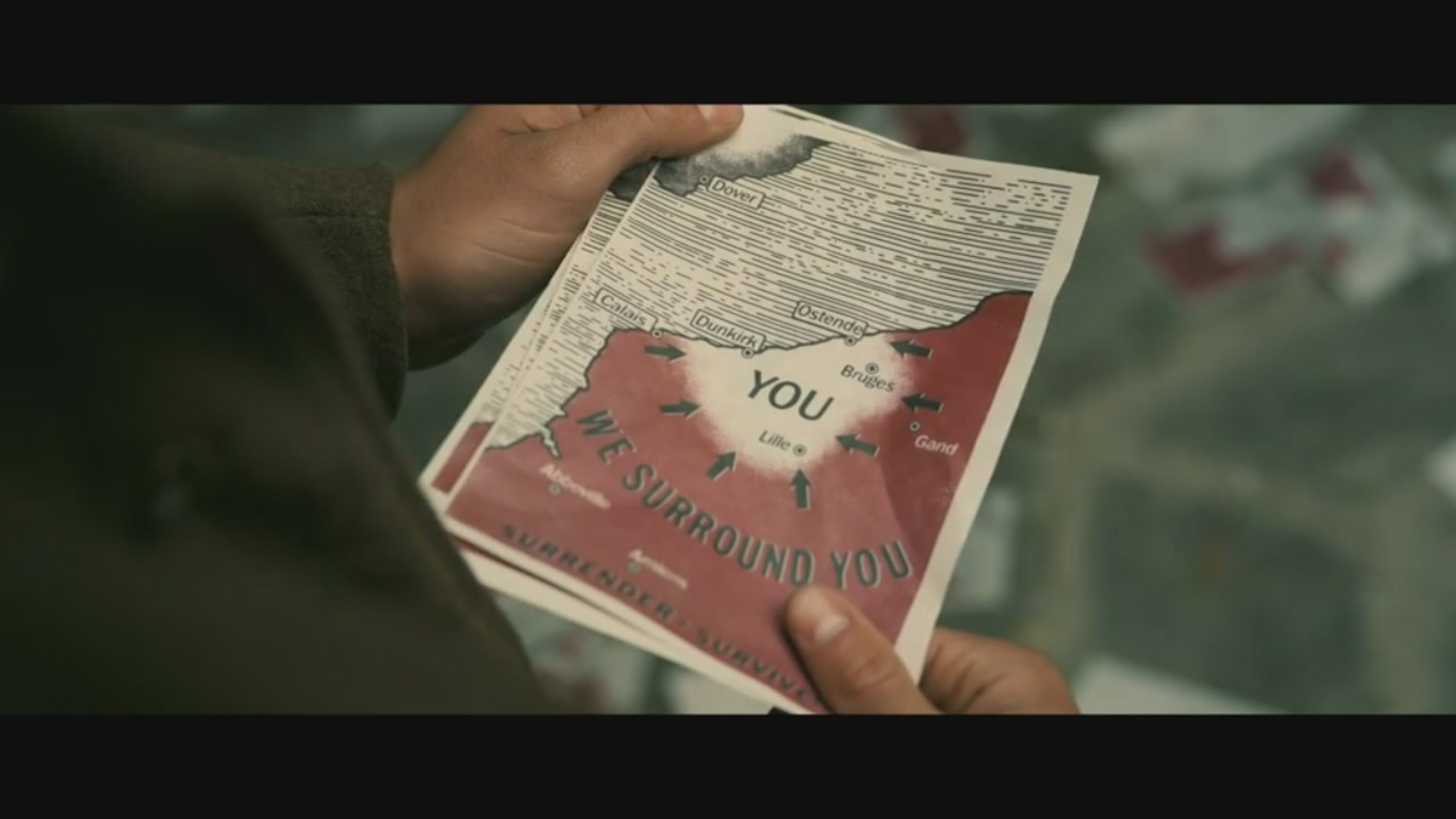 """""""Dunkirk"""", guarda il teaser del trailer"""