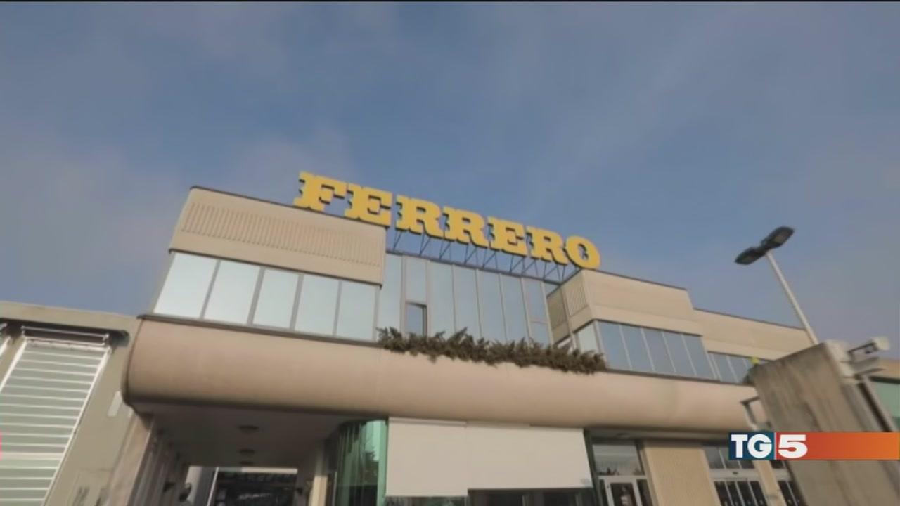 Ferrero compra dolci Nestlè per 2,8 miliardi