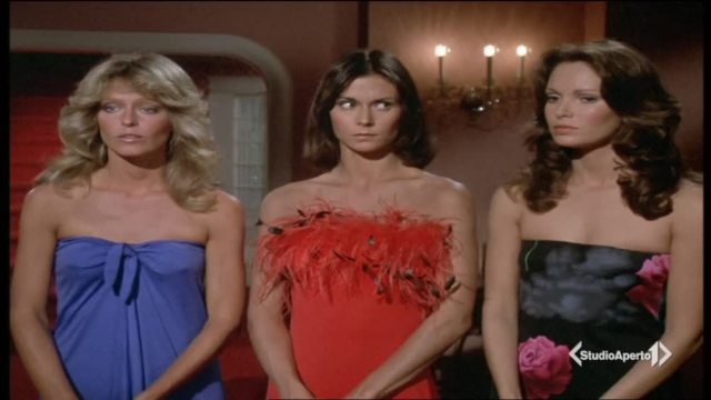 Charlie's Angels compie 40 anni