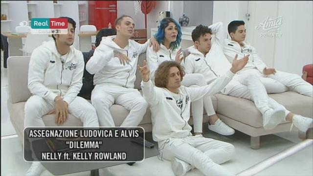 Ludovica e Alvis: il duetto