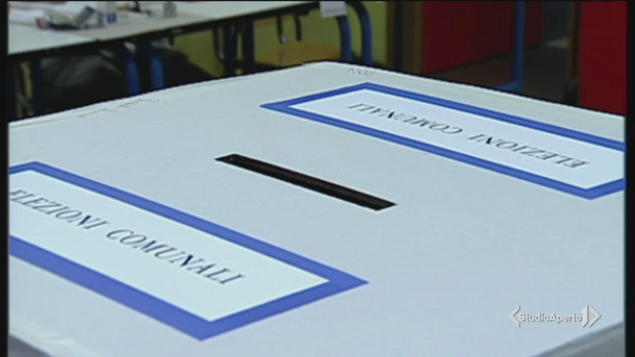 Comunali: 9 milioni al voto