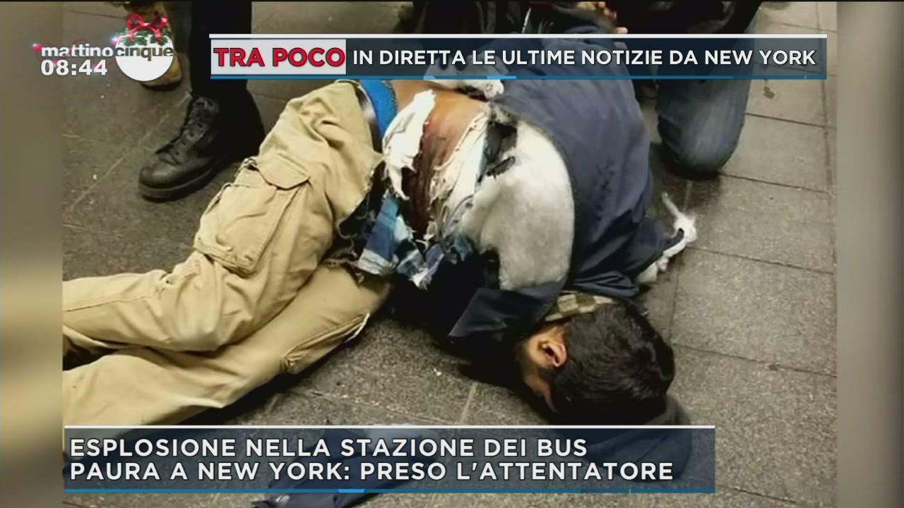 Ennesimo attentato a New York