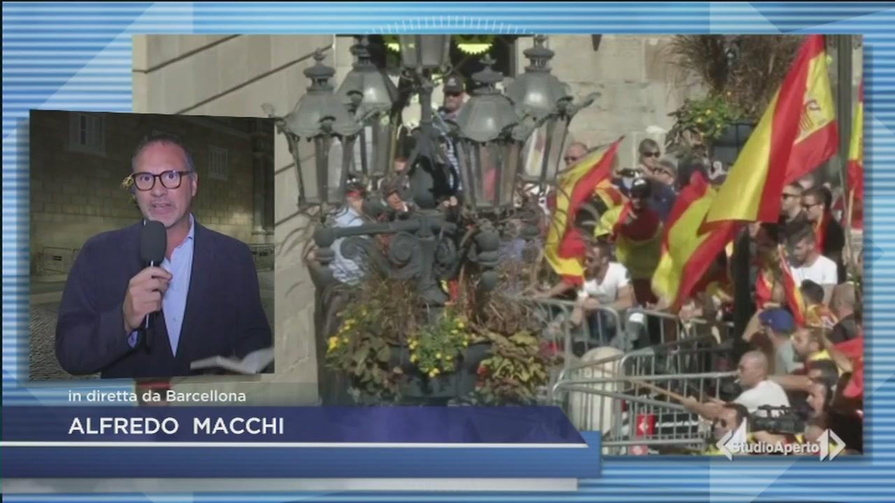 """""""Puigdemont in esilio"""""""