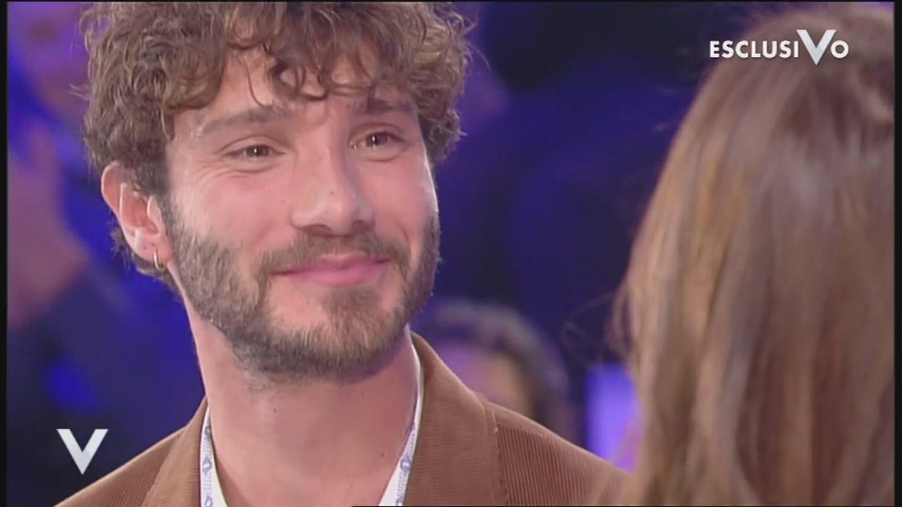 Stefano De Martino e le sue emozioni