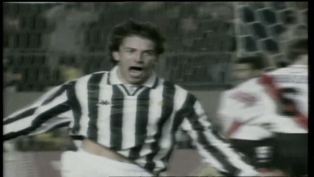 Del Piero e il gol al River