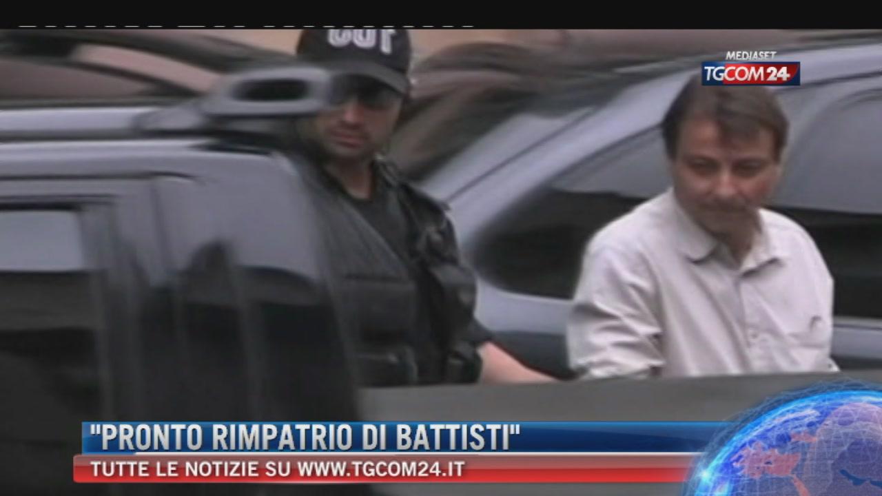 Battisti, il piano del governo brasiliano per rimandarlo in Italia