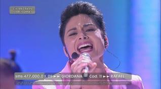 Giordana – La Finale – IV esibizione