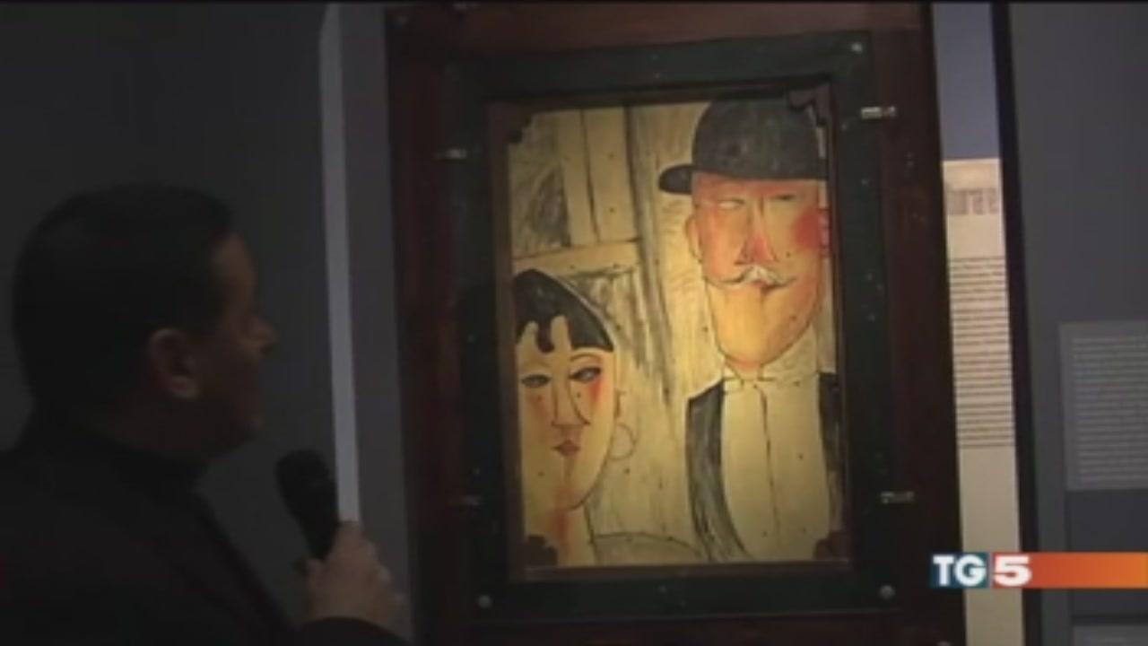 Modigliani inedito