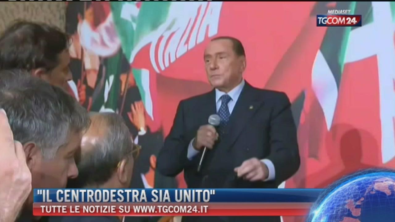 Elezioni in Sicilia, Berlusconi ad Ap e Fdl: la vittoria dipende dall?unità
