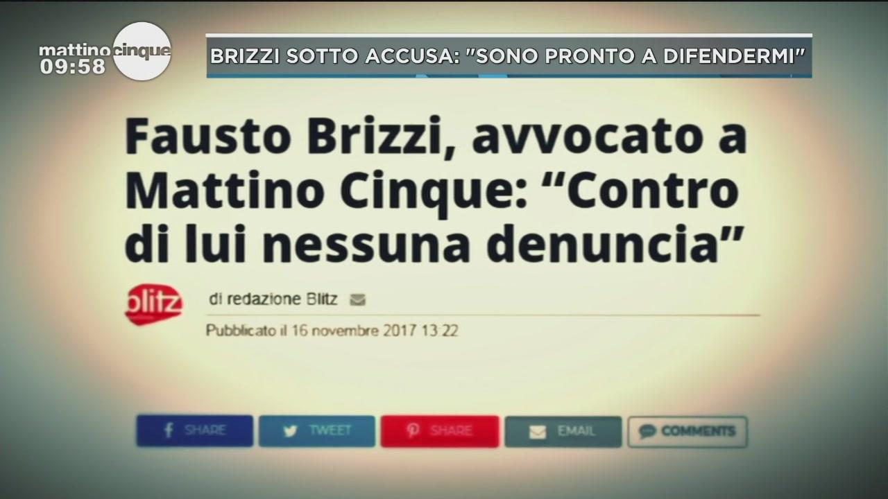 Le accuse a Fausto Brizzi