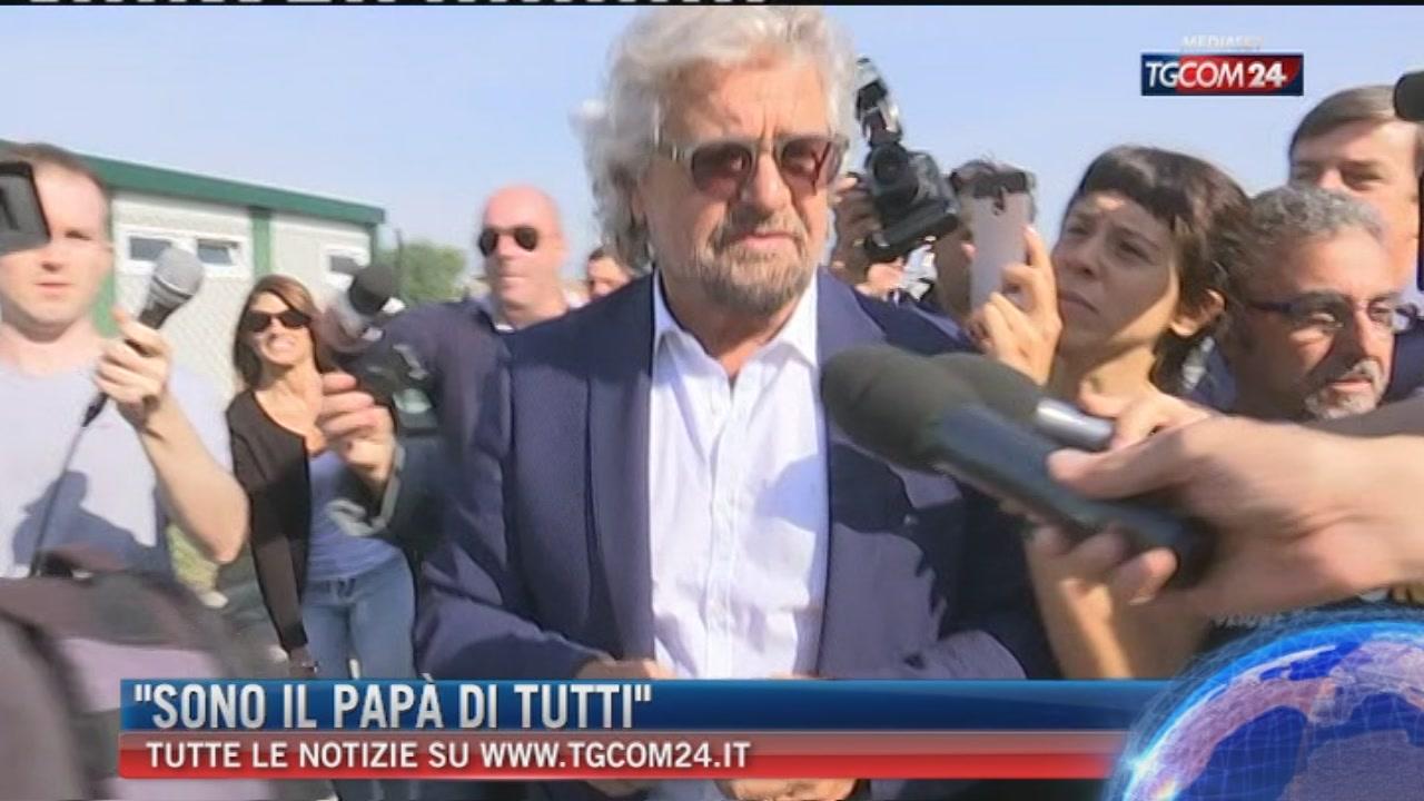 Rimini M5S, Grillo apre la festa: attesa per il candidato premier