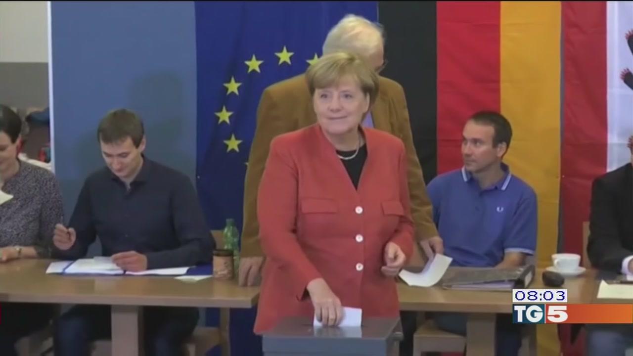 Finisce la grande coalizione tedesca